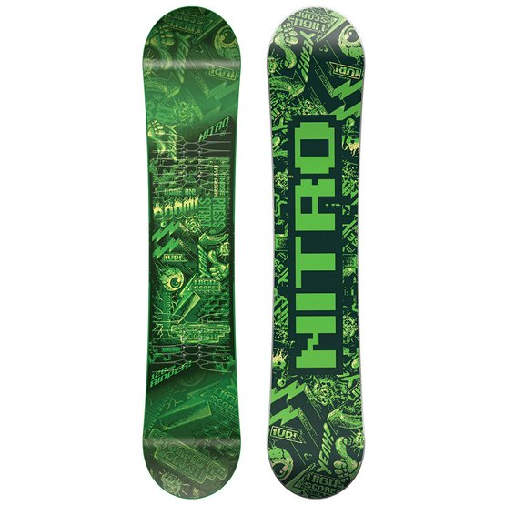 92a93f09f3 snowboard RIPPER GREEN Kids