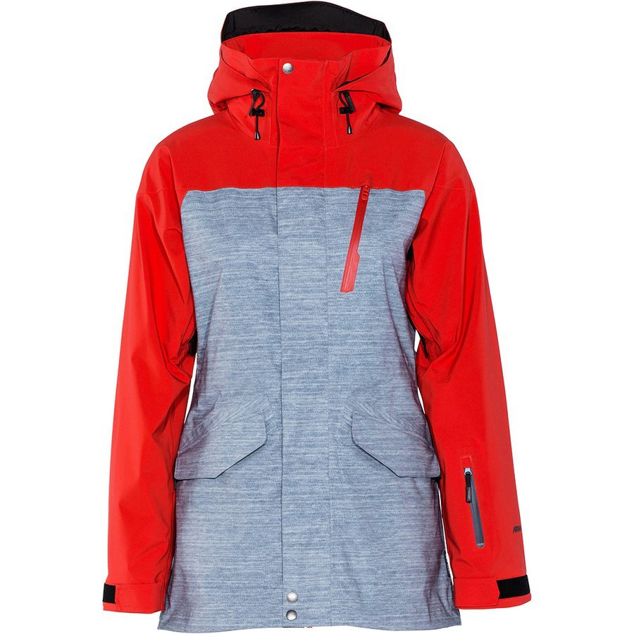 bunda snow SMOKED GORE-TEX heather  97345451f4