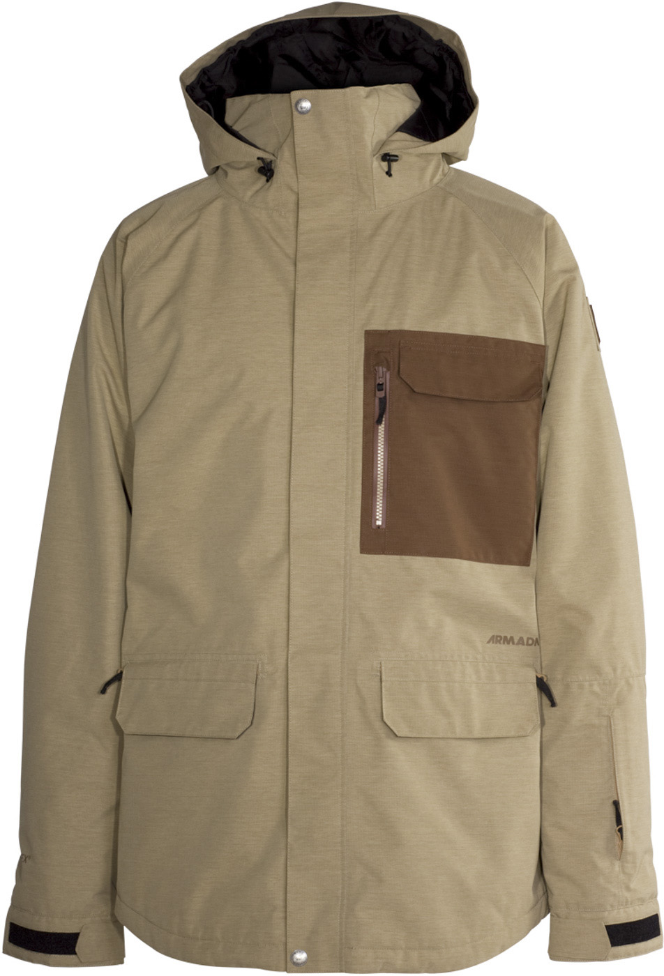 bunda ATKA GORE-TEX INSULATED JACKET khaki