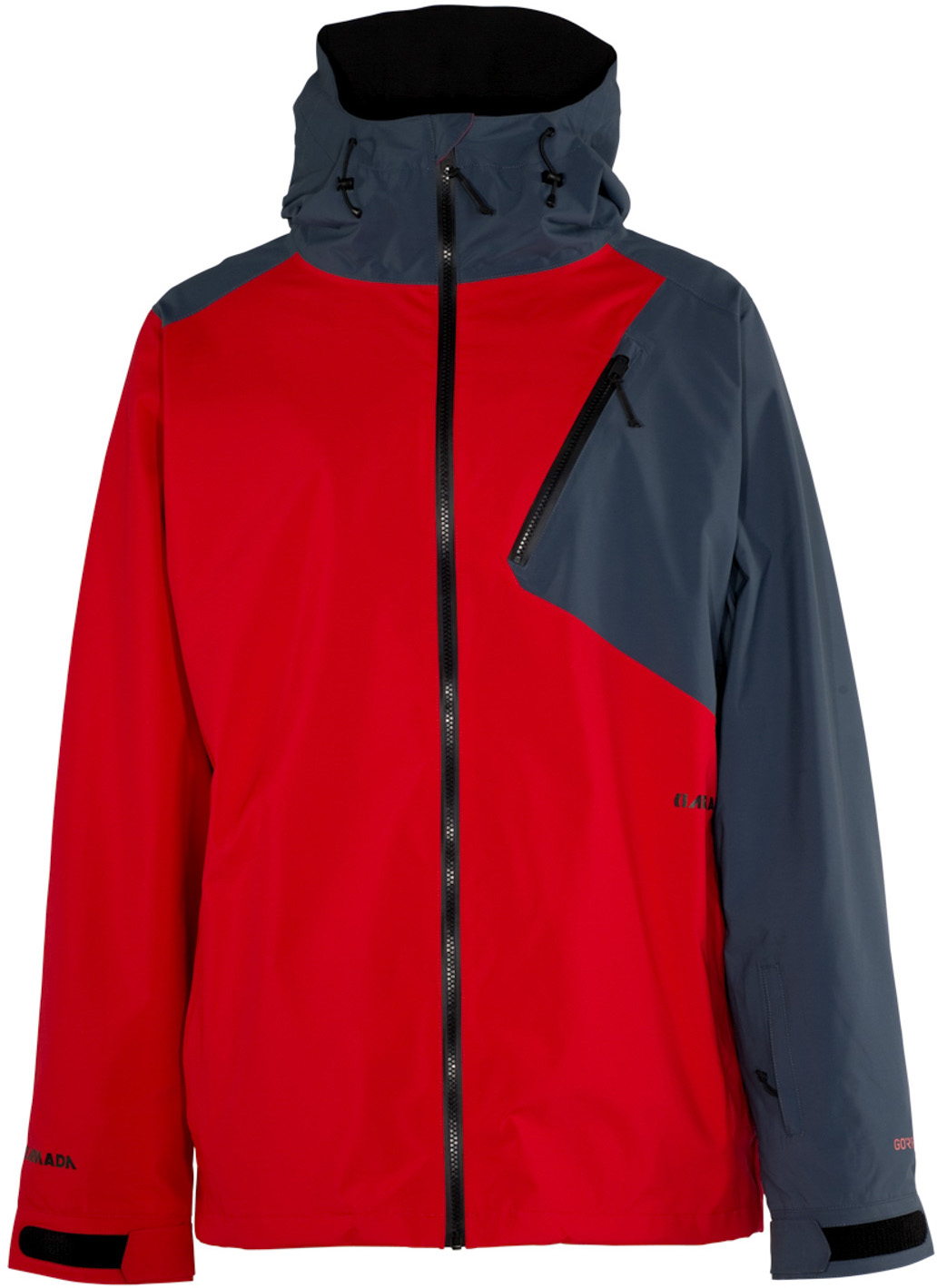 bunda CHAPTER GORE-TEX JACKET red