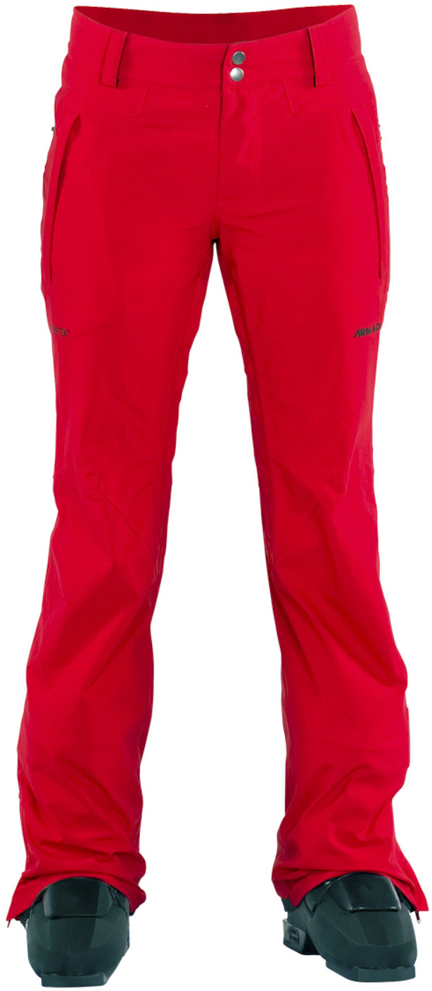 kalhoty VISTA GORE-TEX PANT red