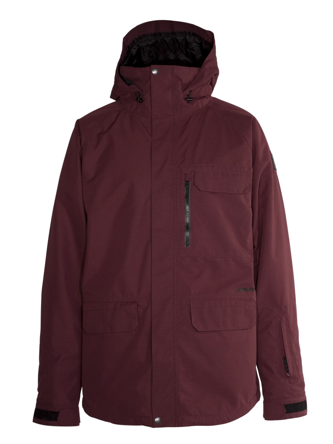 bunda ATKA GORE-TEX INSULATED JACKET burgundy