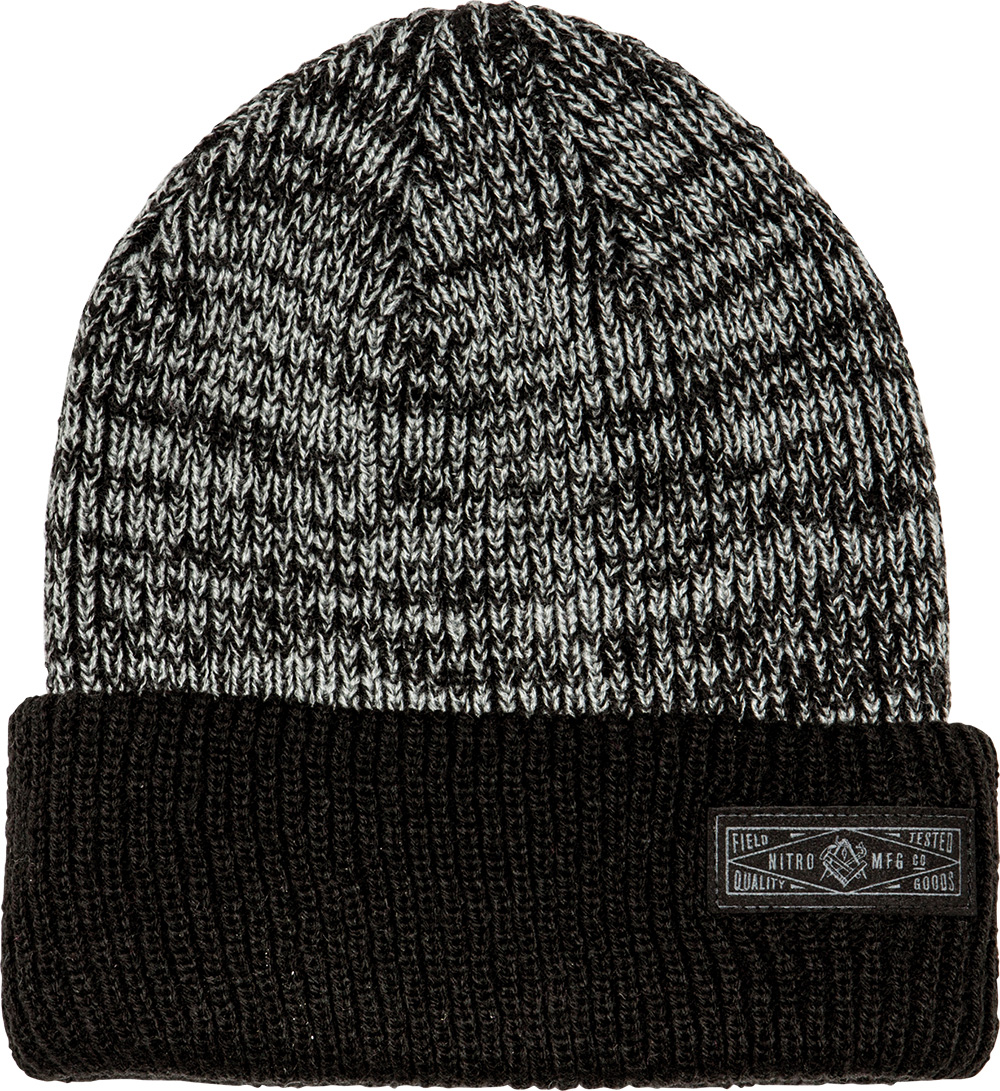 kulich FOLD UP HAT black