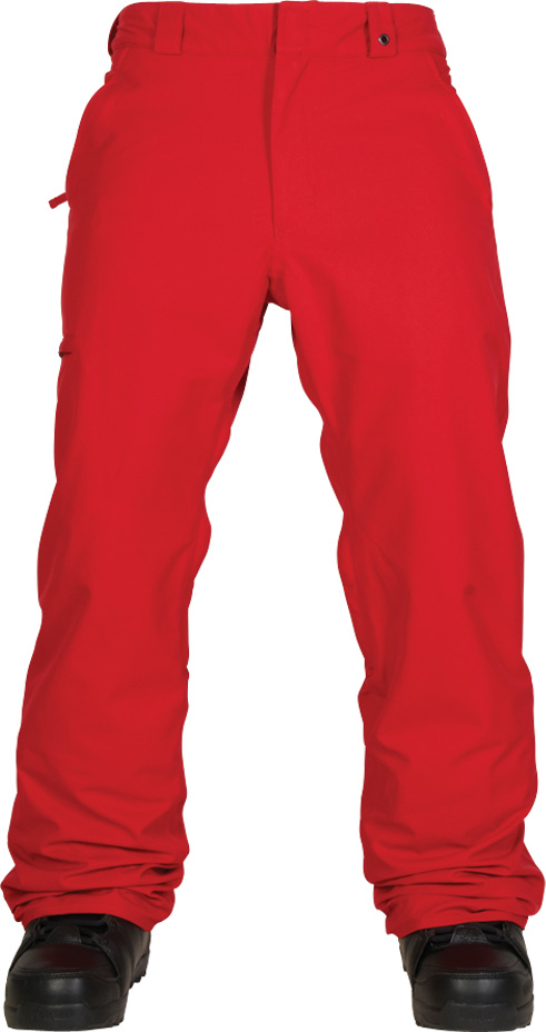 686 kalhoty snow AUTHENTIC STANDARD PANT cardinal